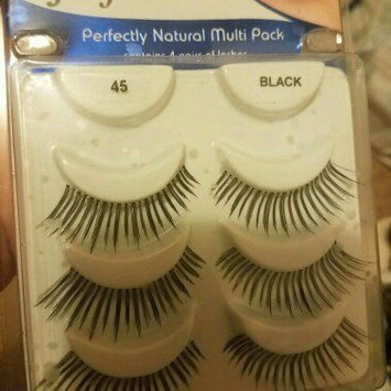 Photo of Salon Perfect Perfectly Natural Multi Pack Eyelashes, 614 Black, 4 pr uploaded by Alexis B.