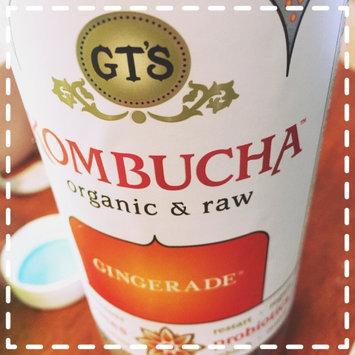 GT's Raw Organic Kombucha Gingerade uploaded by Annie W.