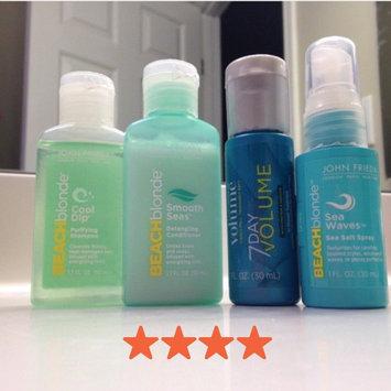 Photo of John Frieda® Beach Blonde™ Cool Dip™ Shampoo uploaded by Sara P.