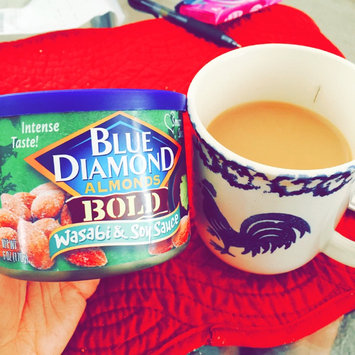 Photo of Blue Diamond® Bold Wasabi & Soy Sauce Almonds uploaded by Rhea B.