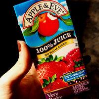 Apple & Eve 100% Juice Very Berry Juice Boxes uploaded by Elsie R.