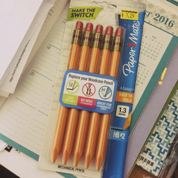 PAP1868817 - Paper Mate Triangular No. 2 Mechanical Pencils Kit uploaded by Rebecca B.