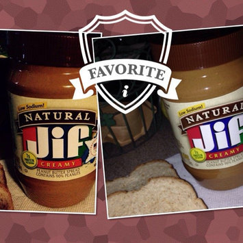 Jif Natural Peanut Butter Spread Low Sodium uploaded by Melisa C.