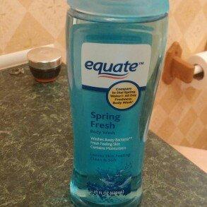 Equate Spring Fresh Body Wash, 21 fl oz uploaded by kelly w.