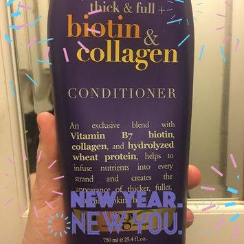 OGX® Biotin & Collagen Conditioner uploaded by Lauren C.
