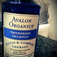 Avalon Organics Thickening Biotin B-Complex Shampoo uploaded by Stephanie R.
