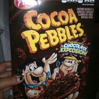 Post Cocoa Pebbles Cereal uploaded by Jacqueline L.