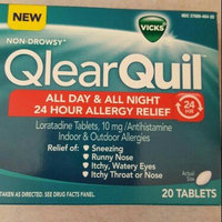 Vicks QlearQuil All Day & All Night 24 Hour Allergy Relief uploaded by Nadezda G.