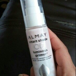 Almay Smart Shade CC Luminous Primer uploaded by Saira m.