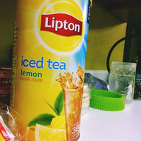 Lipton Iced Tea Mix Lemon uploaded by Rosalinda V.