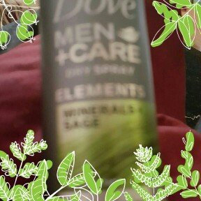Dove Men+Care Elements Minerals and Sage Dry Spray uploaded by Naomi D.