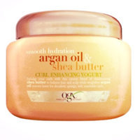 OGX® Smooth Hydration Argan Oil & Shea Butter Curl Enhancing Yogurt uploaded by Angelina d.