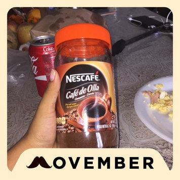 Photo of Nescafe Cafe De Olla Instant Coffee uploaded by Catherine A.