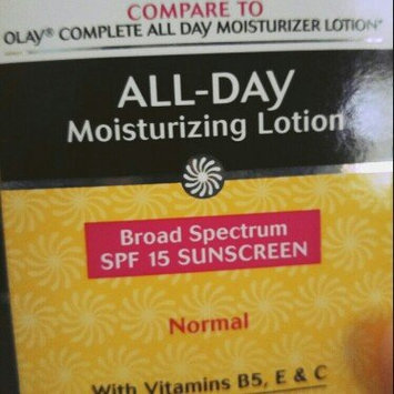 Photo of Equate Beauty Sensitive Skin All-Day Moisturizing Lotion with Sunscreen, 6 fl oz uploaded by May H.