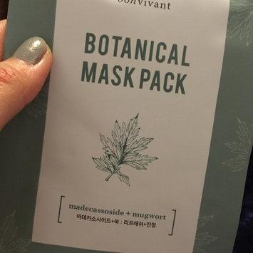 Photo of Bon Vivant Aloe Botanical Mask Pack uploaded by Kathleen C.