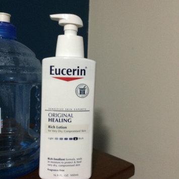 Photo of Eucerin Original Moisturizing Lotion uploaded by Yarie R.