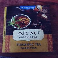 Numi Organic Turmeric Tea Golden Tonic uploaded by Cora W.