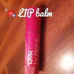Photo of NYX Butter Lip Balm uploaded by mandy k.