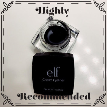 Photo of e.l.f. Cream Eyeliner - Midnight uploaded by Patricia T.