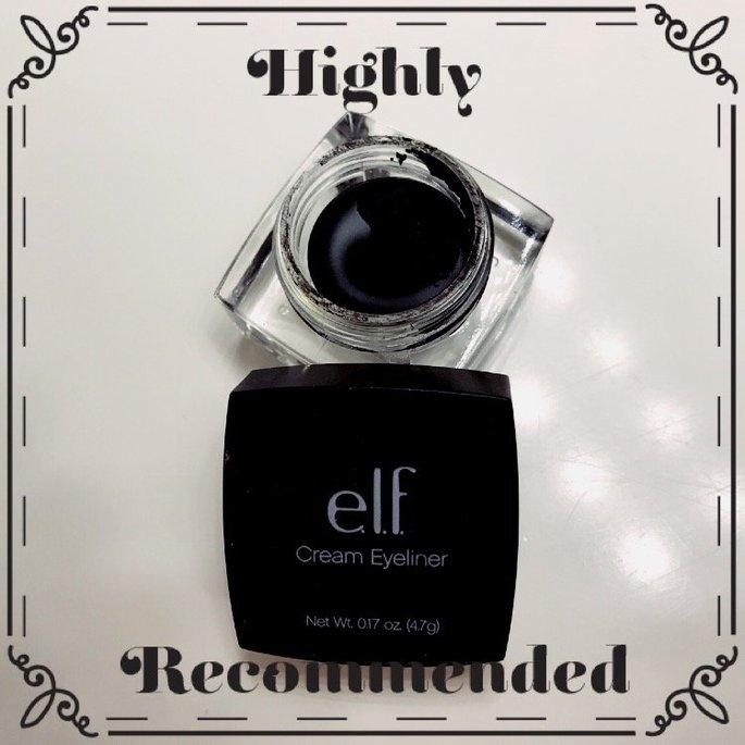 e.l.f. Cream Eyeliner - Midnight uploaded by Patricia T.