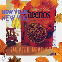 Cheerios Limited Edition Pumpkin Spice Cereal uploaded by Anna G.