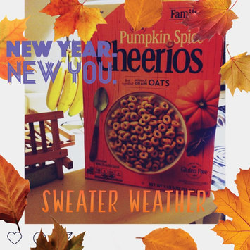 Photo of Cheerios Pumpkin Spice Cereal uploaded by Anna T.