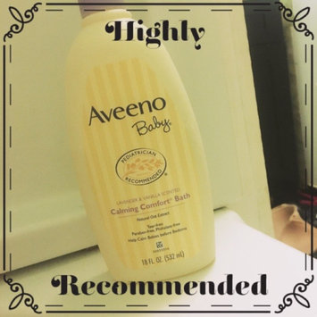 Aveeno Baby Calming Comfort Bath uploaded by Meghan H.
