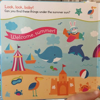 Look Look Baby Sunny Day Point 'N' Match Book by Cottage Door Press uploaded by Sadie J.