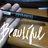 Palladio FIFTY-FIFTY Cat-Eye Liquid Liner and Smoky Kajal uploaded by Rosmar T.