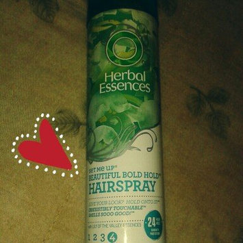 Photo of Herbal Essences Set Me Up Hairspray uploaded by Gladys M.