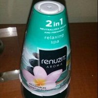 Renuzit Aroma Relaxing Spa Adjustables Long Last Air Freshener uploaded by Kirsten S.