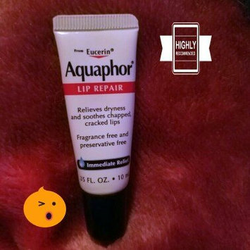 Aquaphor® Immediate Relief Lip Repair Lip Balm uploaded by J C.