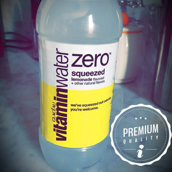 Photo of vitaminwater Zero Squeezed Lemonade uploaded by Emre Y.
