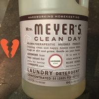 Mrs. Meyer's Clean Day Laundry Detergent Geranium uploaded by Elizabeth S.