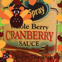 Ocean Spray Whole Berry Cranberry Sauce uploaded by Kelli C.