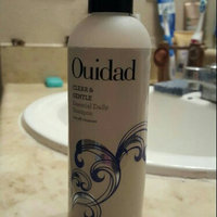 Ouidad Clear & Gentle Essential Daily Shampoo uploaded by aymee g.