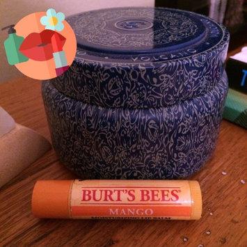Burt's Bees® Mango Lip Balm uploaded by lauren l.