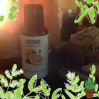 NOW Foods - Grapefruit Oil - Citrus Paradisi 100 Pure and Natural - 1 oz. uploaded by Jessica E.