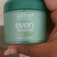Alba Botanica Even Advanced™ Sea Plus Renewal Night Cream uploaded by Eridel R.