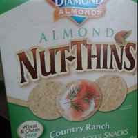 Blue Diamond Natural Nut-Thins Cracker Snacks Almond uploaded by April P.