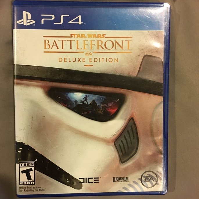 Electronic Arts PS4 - Star Wars Battlefront uploaded by Linda P.