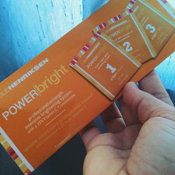 Photo of OLEHENRIKSEN Power Bright™ uploaded by Jari M.