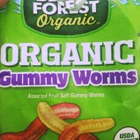 BLACK FOREST GUMMY WORMS, 4 OZ ORGANIC uploaded by monique m.
