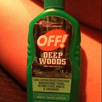 OFF! Deep Woods Insect Repellent uploaded by Violet M.