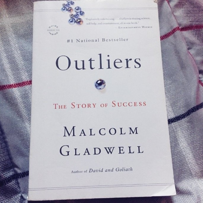 Baker and Taylor Outliers: The Story of Success [Inquiries - by email] uploaded by Ayden H.