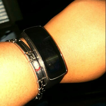 Photo of Samsung Gear Fit uploaded by Chantelle w.