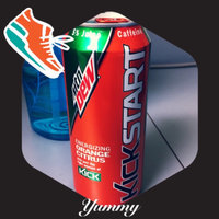 Mountain Dew® Kickstart™ Orange Citrus Juice Drink uploaded by Jennifer B.