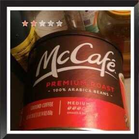 Photo of McCafe® Premium Roast Ground Coffee 30 oz. Canister uploaded by Marionette D.