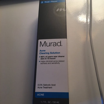 Photo of Murad Acne Clearing Solution uploaded by Joelyn M.