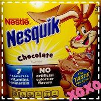 Nestlé Nesquik Chocolate Flavor 25% Less Sugar uploaded by Nichole H.